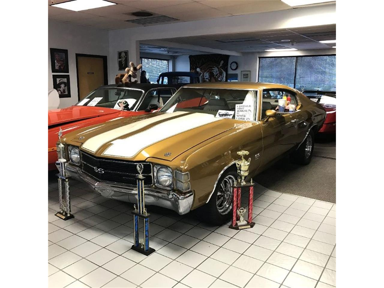 Large Picture of '71 Chevelle SS - OCC6