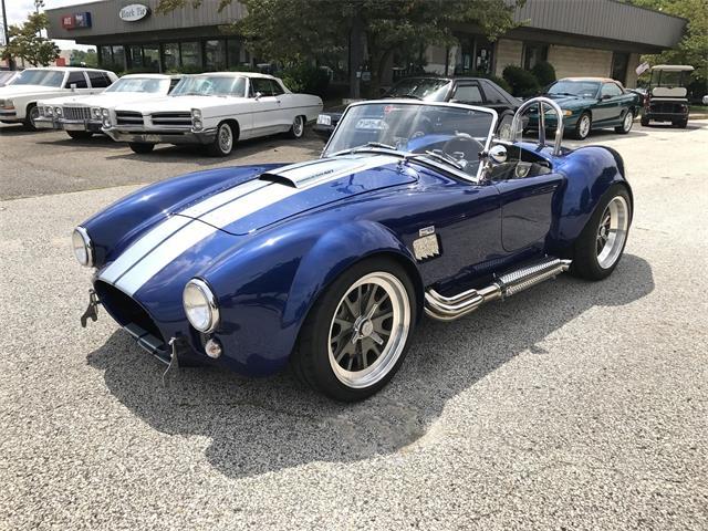 1965 Backdraft Racing Cobra