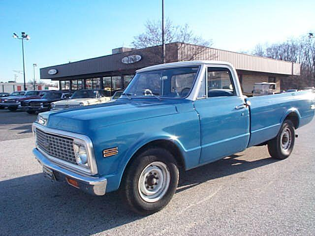 Picture of Classic 1971 1/2-Ton Pickup - $15,990.00 - OCC9