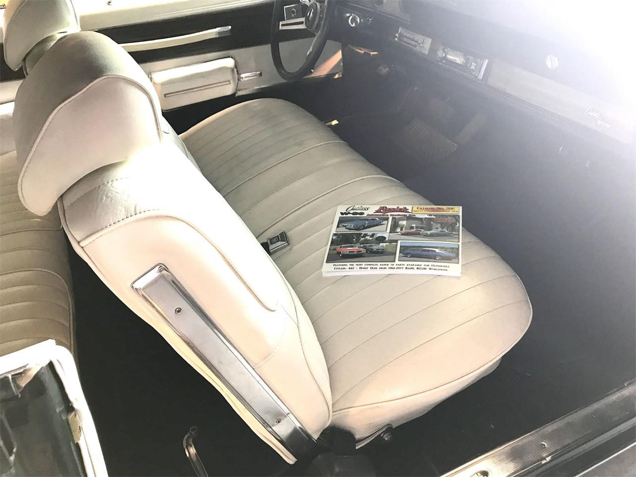 Large Picture of 1972 Cutlass Supreme located in Stratford New Jersey - $27,990.00 Offered by Black Tie Classics - OCCA