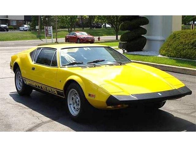 Picture of '74 Pantera - OCCB