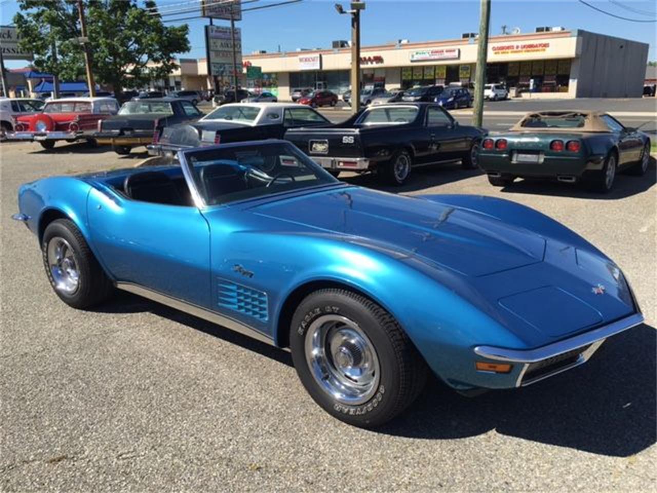 Picture of '70 Corvette - OCCJ