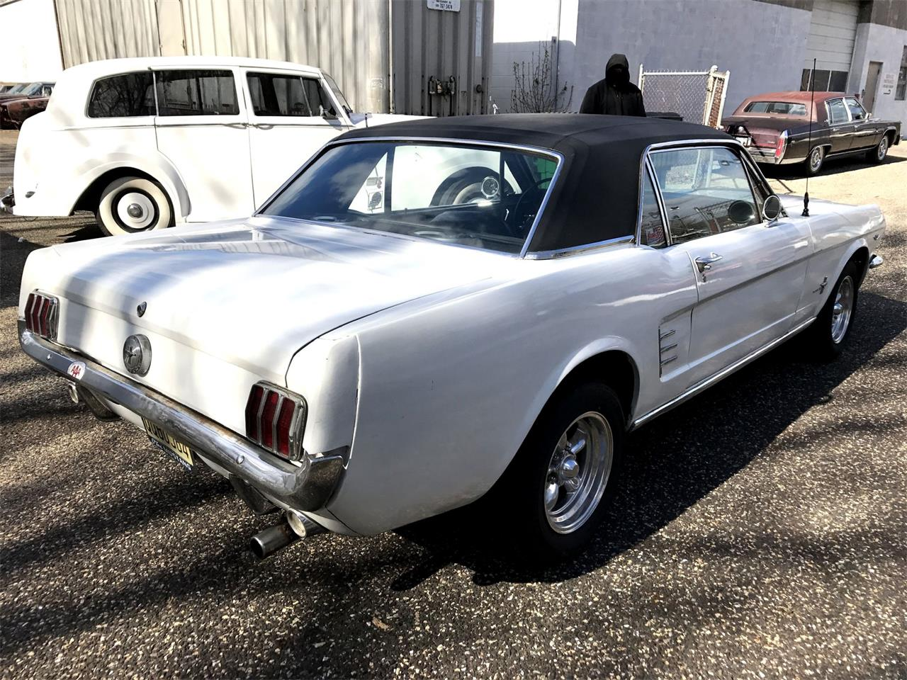 Large Picture of '66 Mustang - OCCK