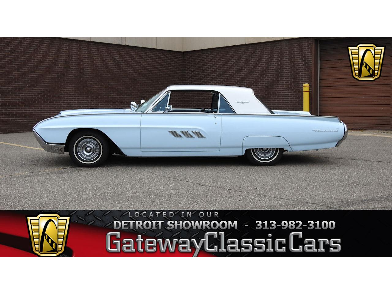 1963 Ford Thunderbird for Sale on ClassicCars.com