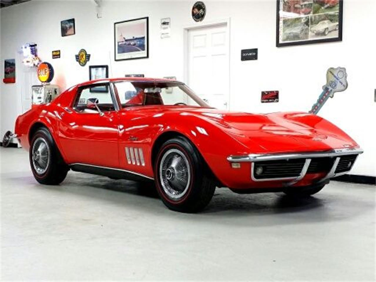 Picture of '68 Corvette - OCCR
