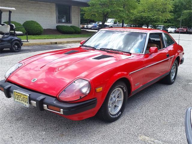 Classic Datsun 280zx For Sale On Classiccars Com
