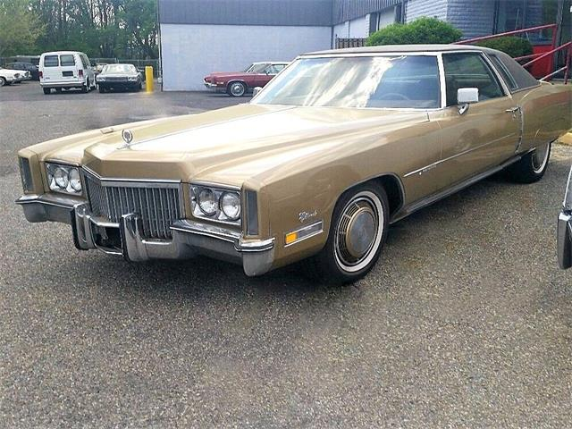Picture of Classic '72 Cadillac Eldorado located in Stratford New Jersey - $12,990.00 - OCD0