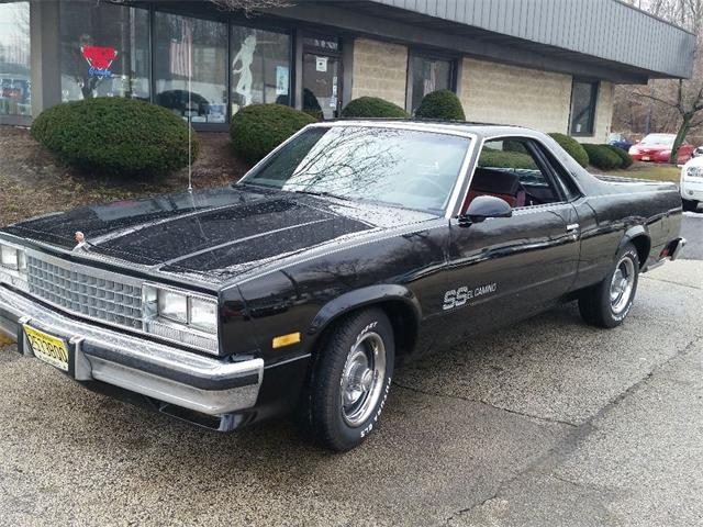 Picture of '87 El Camino SS - OCD4