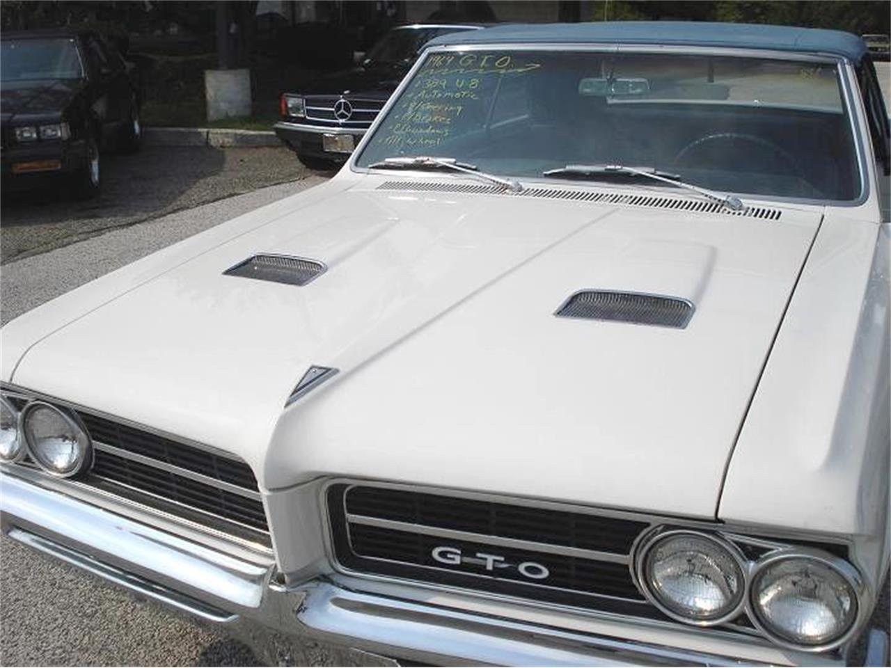 Large Picture of '64 GTO - OCD7