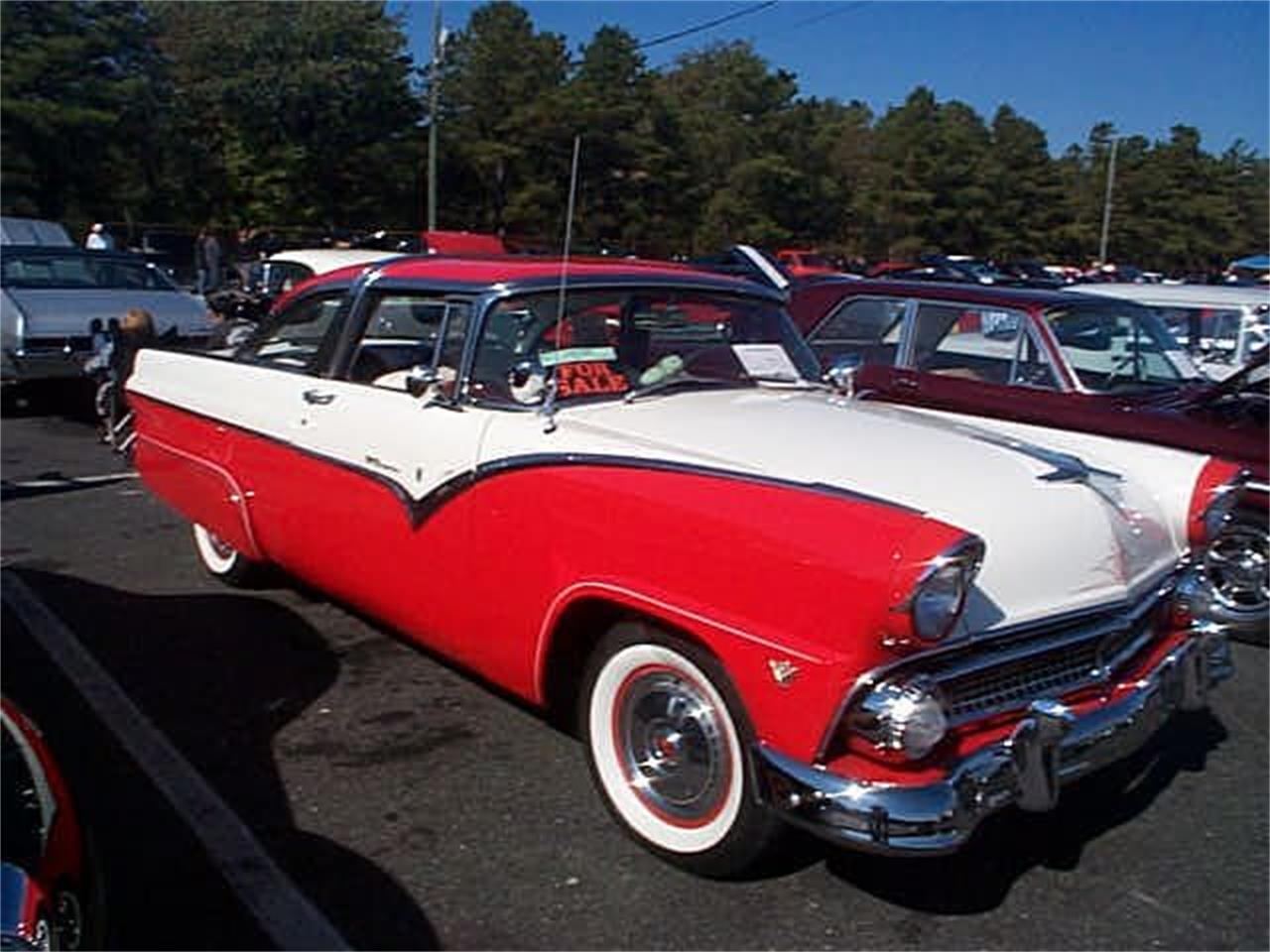 1955 ford crown victoria for sale on. Black Bedroom Furniture Sets. Home Design Ideas