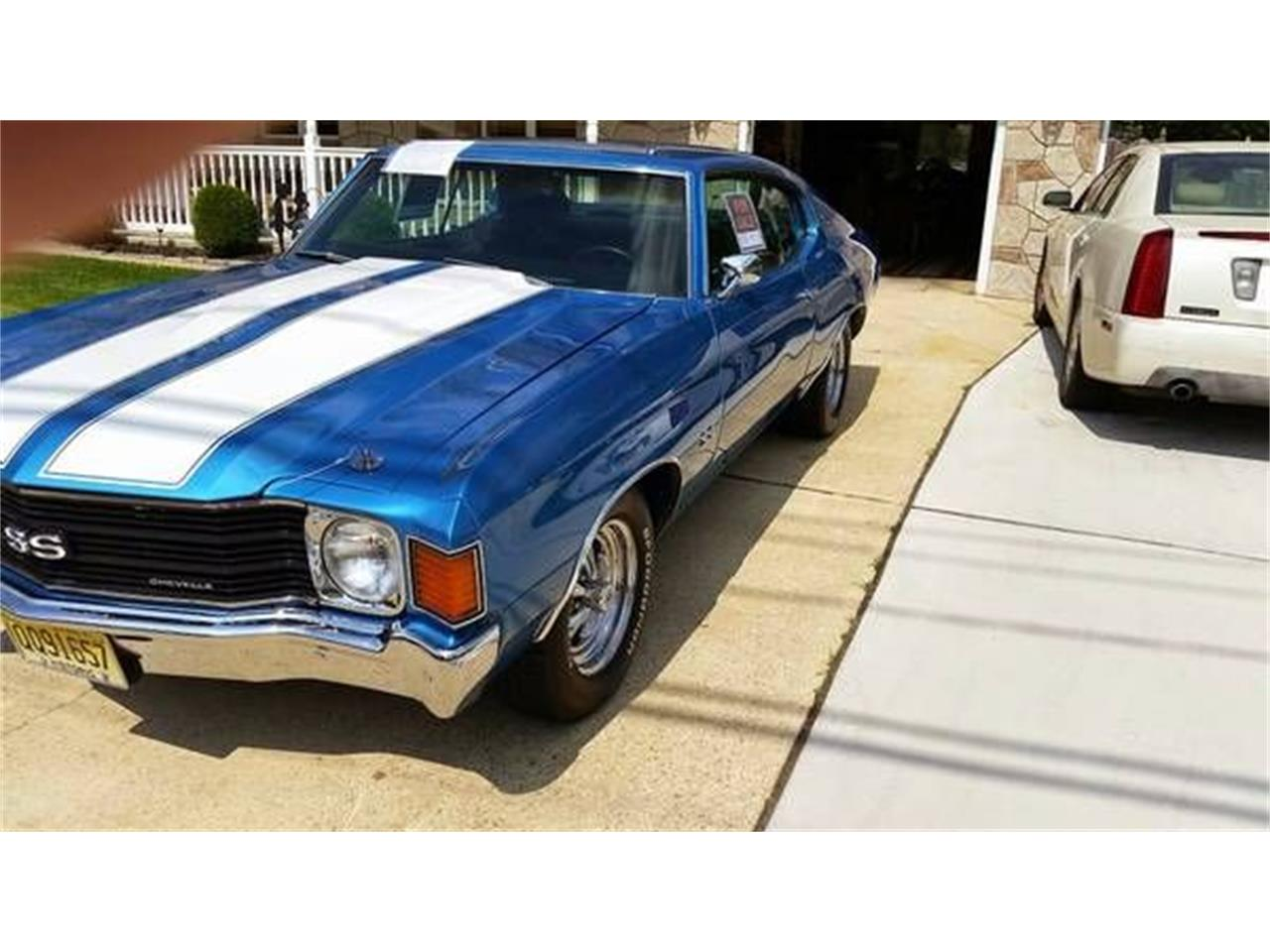 Picture of '72 Chevelle SS - OCDH