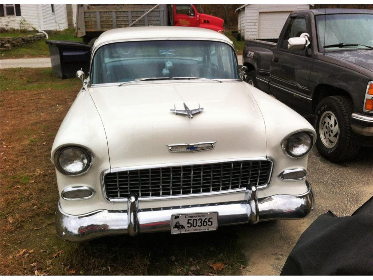 Large Picture of '55 Bel Air - OCDK