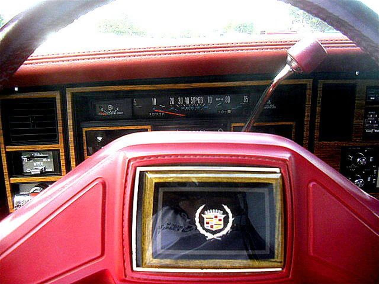 Large Picture of 1984 Cadillac Eldorado Biarritz located in New Jersey - OCDO