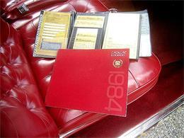 Picture of '84 Eldorado Biarritz - $10,900.00 - OCDO