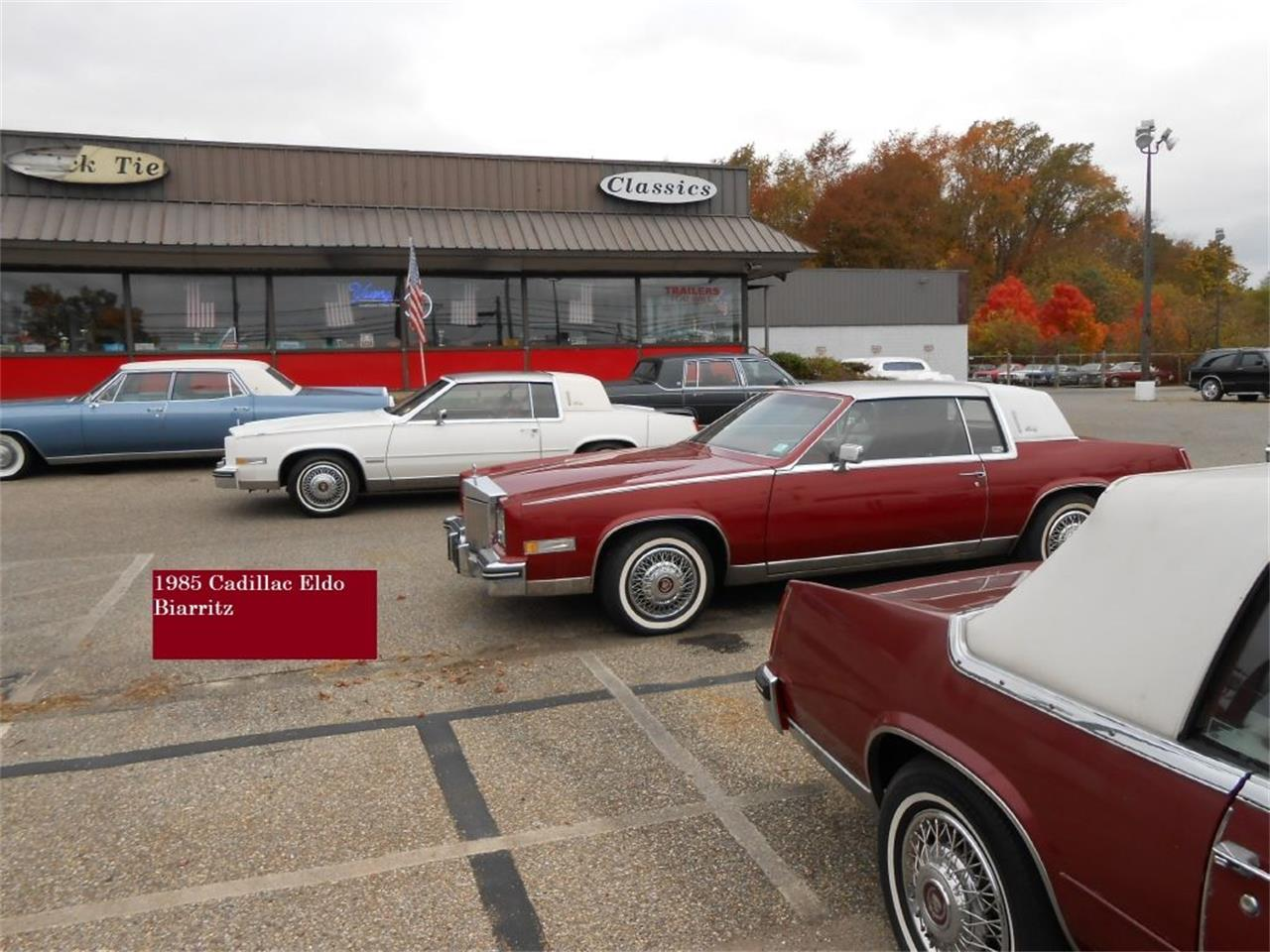 Large Picture of '84 Eldorado Biarritz located in New Jersey - $10,900.00 Offered by Black Tie Classics - OCDO