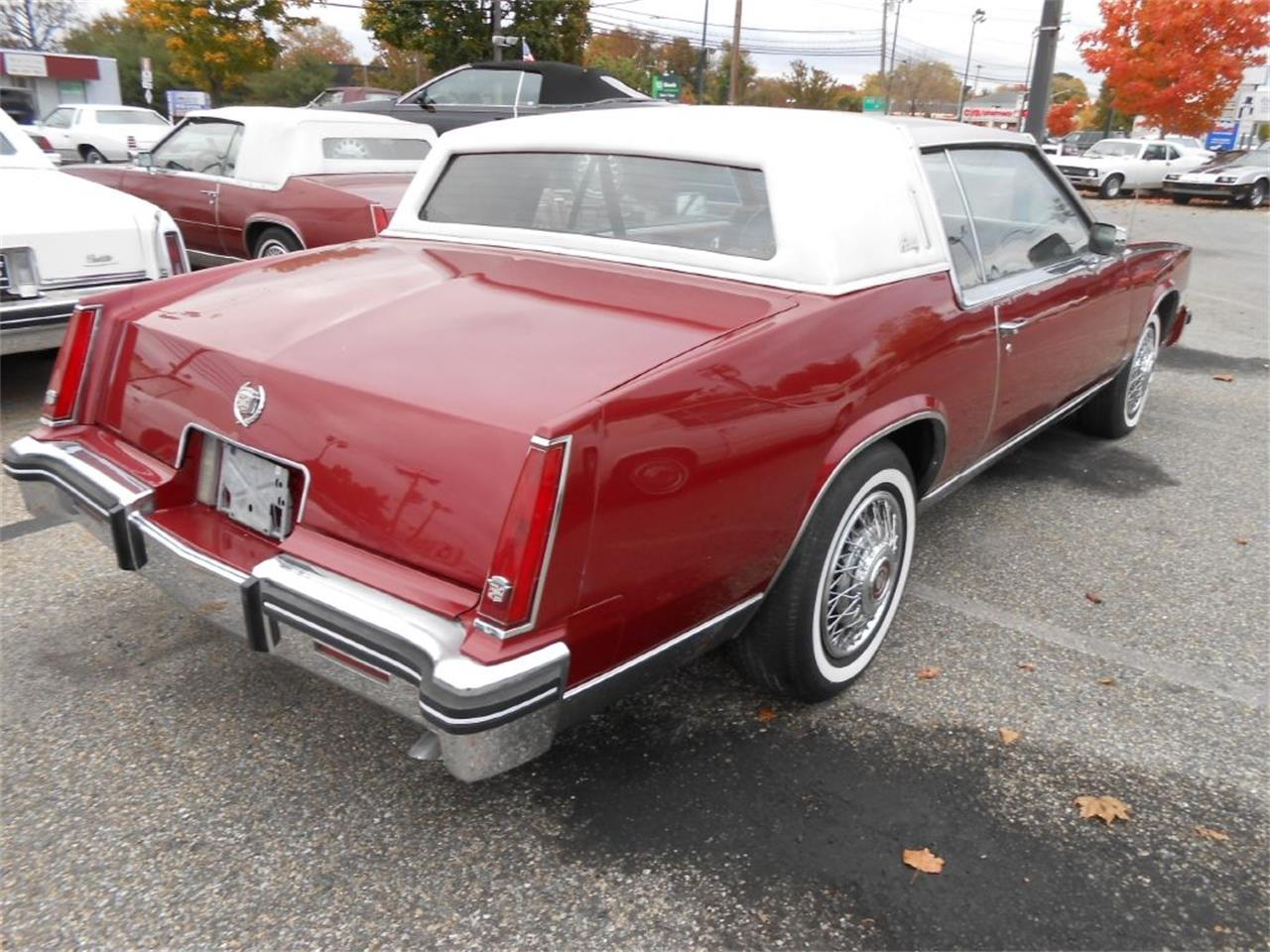 Large Picture of '84 Eldorado Biarritz located in Stratford New Jersey - $10,900.00 Offered by Black Tie Classics - OCDO