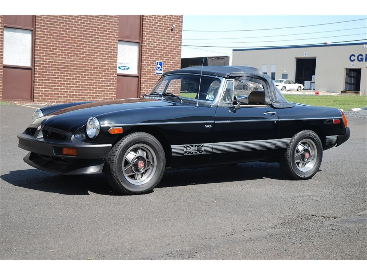 Picture of '79 MGB - OCDP