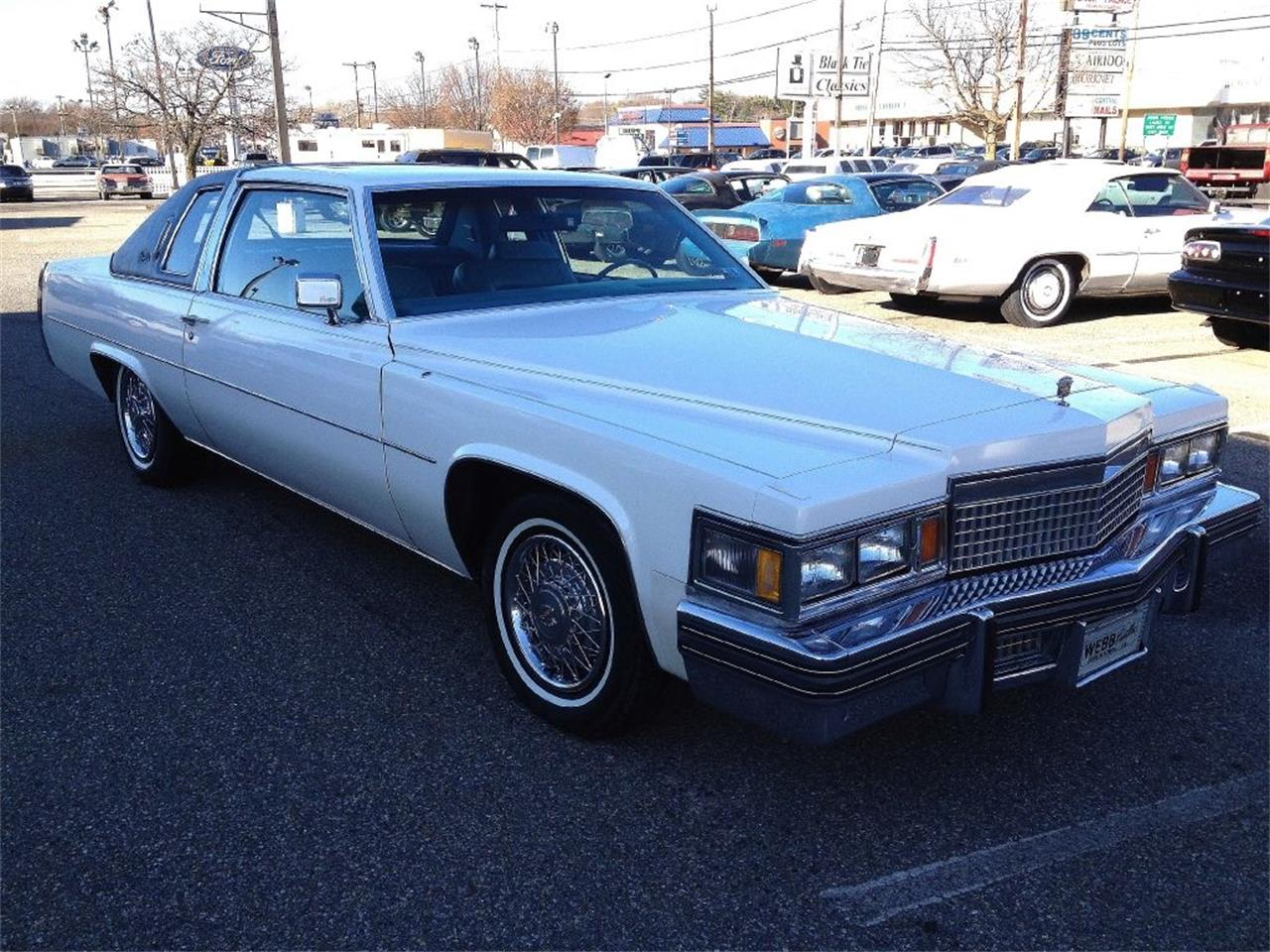 Large Picture of '79 Cadillac DeVille - OCDQ