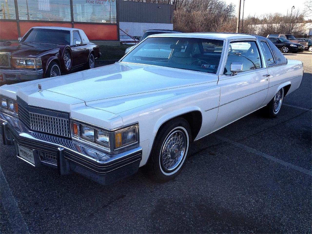 1979 Cadillac Deville For Sale Cc 1135790 1961 Dash Pad Large Picture Of 79 Ocdq