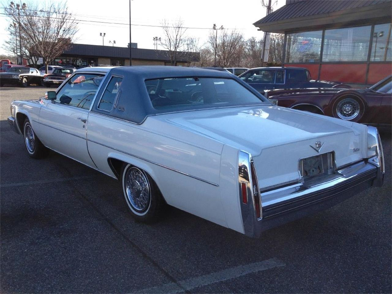 Large Picture of '79 Cadillac DeVille located in Stratford New Jersey - $11,990.00 Offered by Black Tie Classics - OCDQ