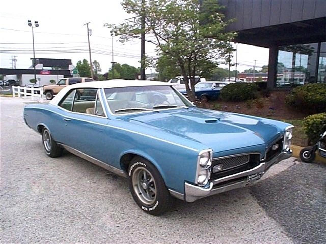 Large Picture of '67 GTO - OCDR
