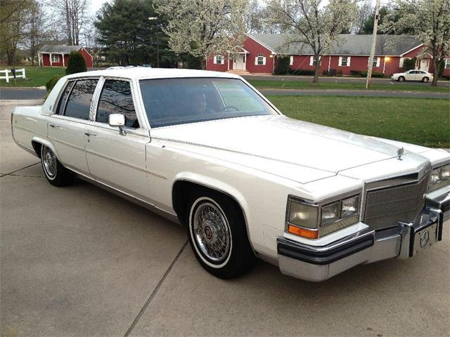 Picture of '88 Cadillac Fleetwood Brougham located in Stratford New Jersey - $9,990.00 - OCE3