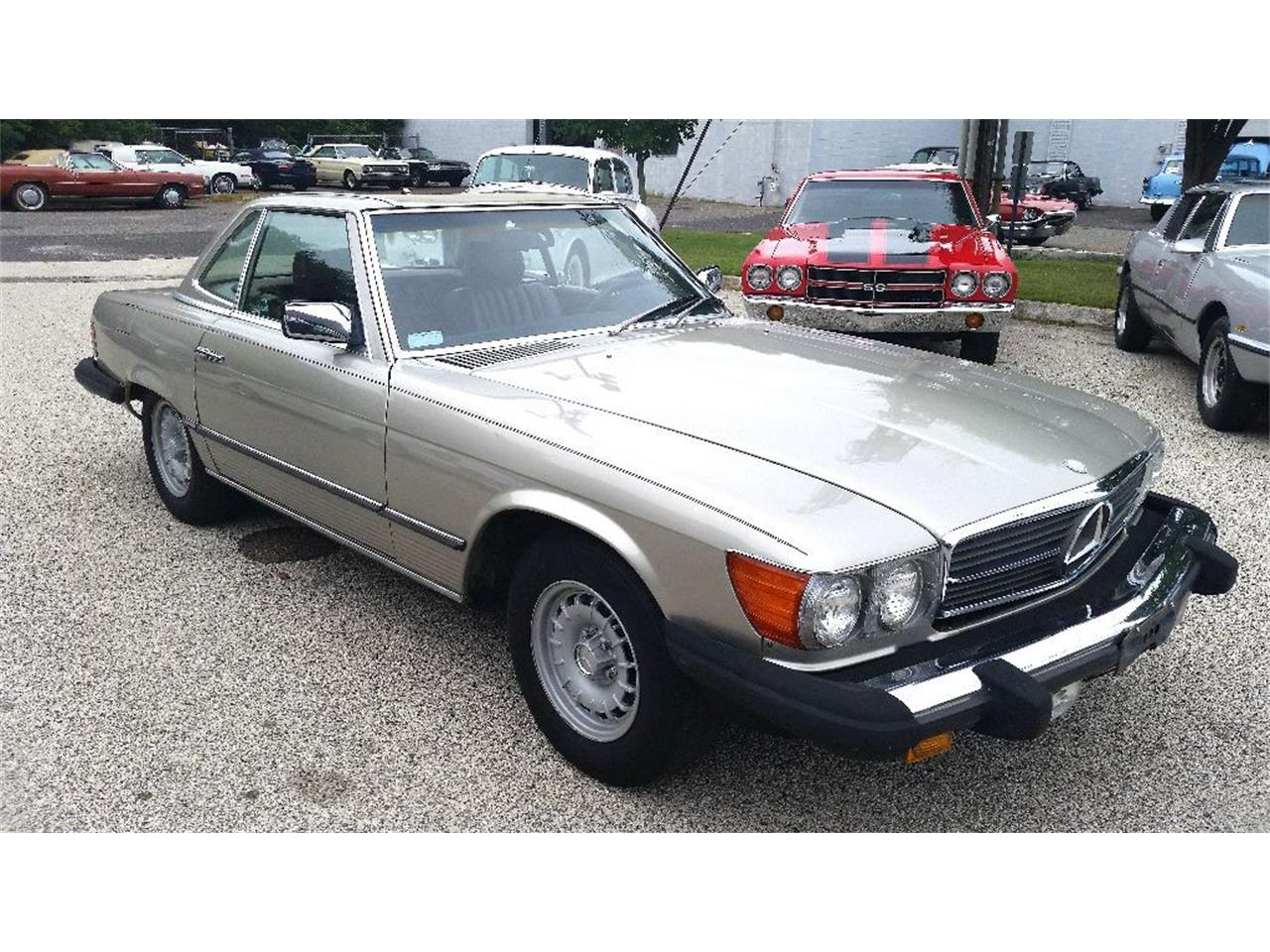 Picture of '85 380SL - OCE4