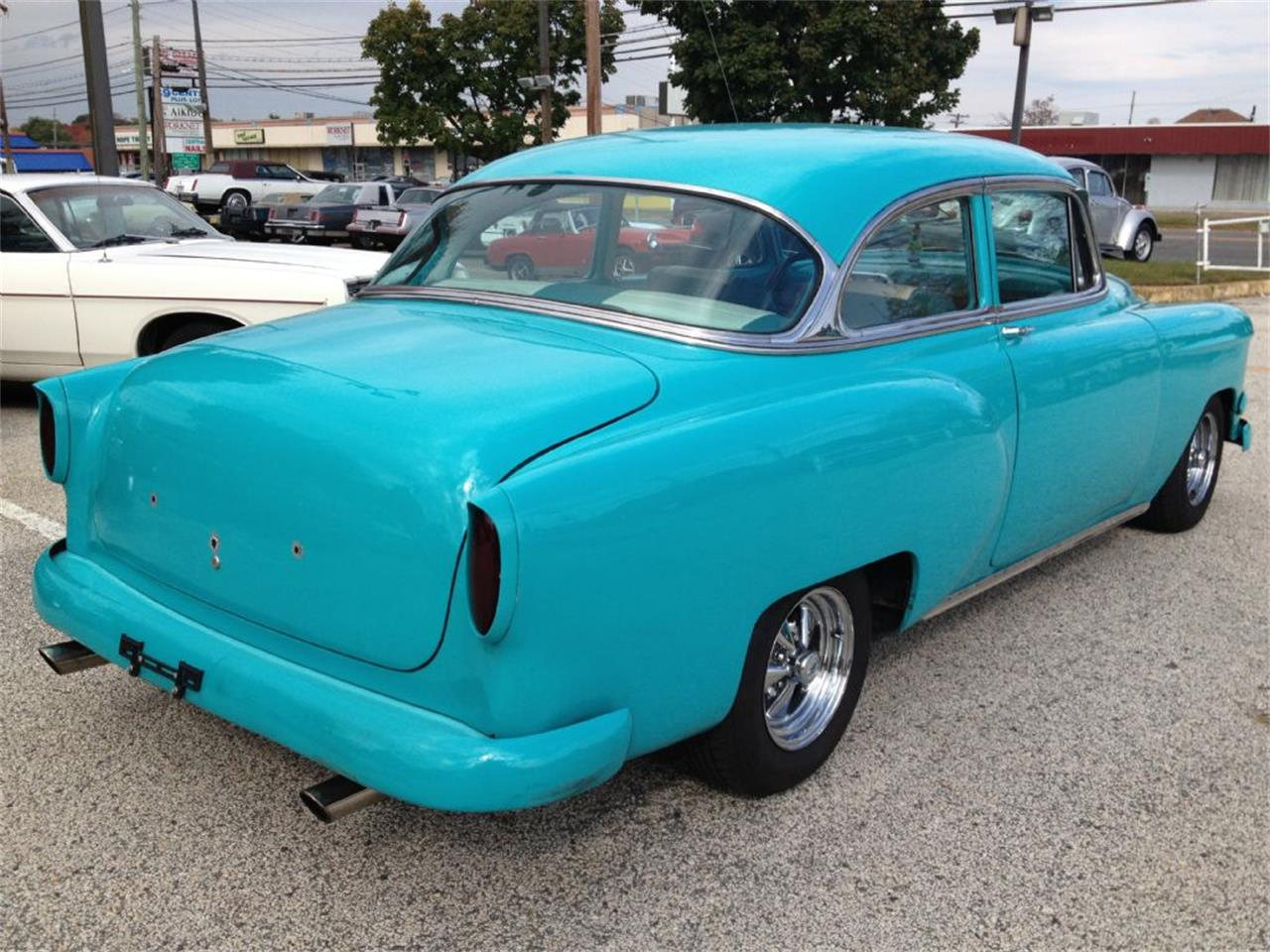 Large Picture of '54 Bel Air - OCED