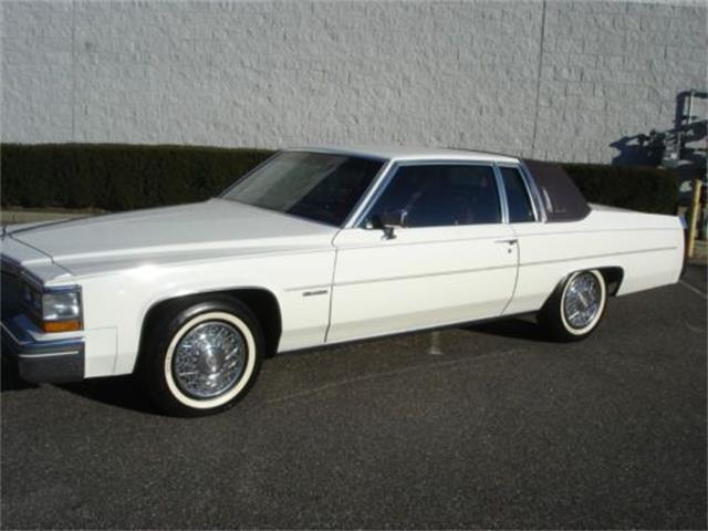 Picture of '81 Cadillac Coupe DeVille Offered by  - OCEE