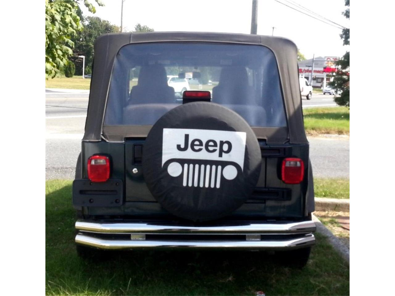 Large Picture of '06 Wrangler Offered by Black Tie Classics - OCEN
