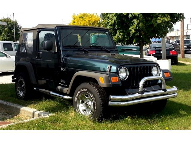 Picture of 2006 Jeep Wrangler located in Stratford New Jersey - $15,900.00 - OCEN