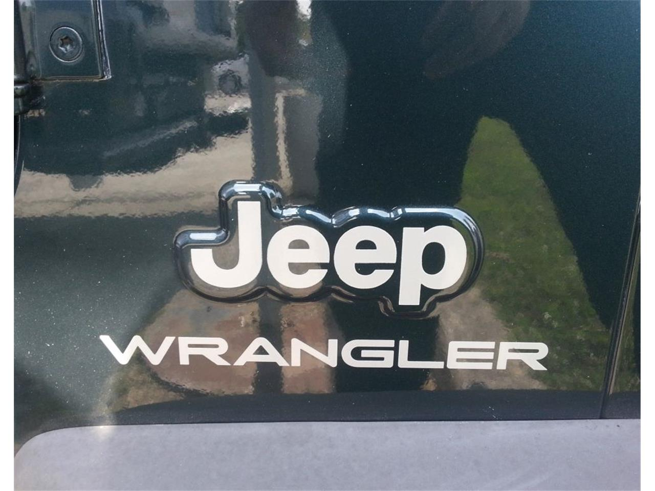 Large Picture of 2006 Jeep Wrangler Offered by Black Tie Classics - OCEN