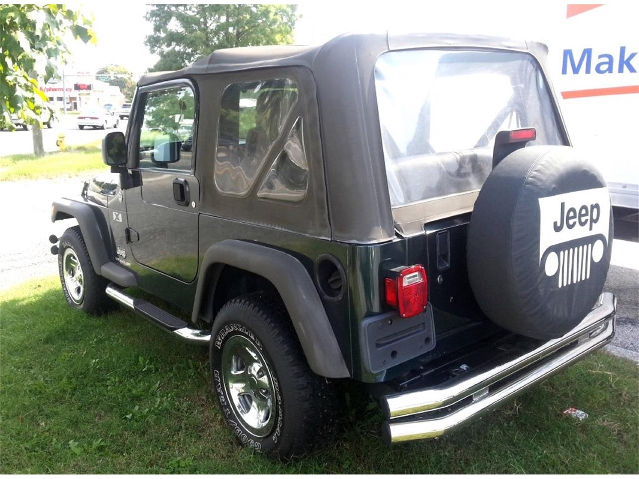 Large Picture of '06 Jeep Wrangler - $15,900.00 - OCEN