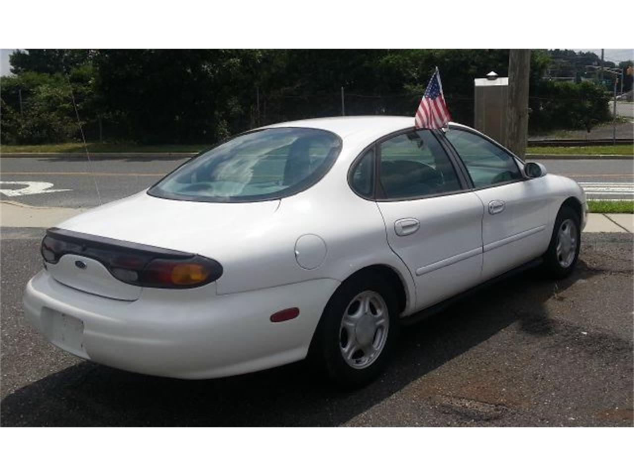 Large picture of 96 taurus ocer
