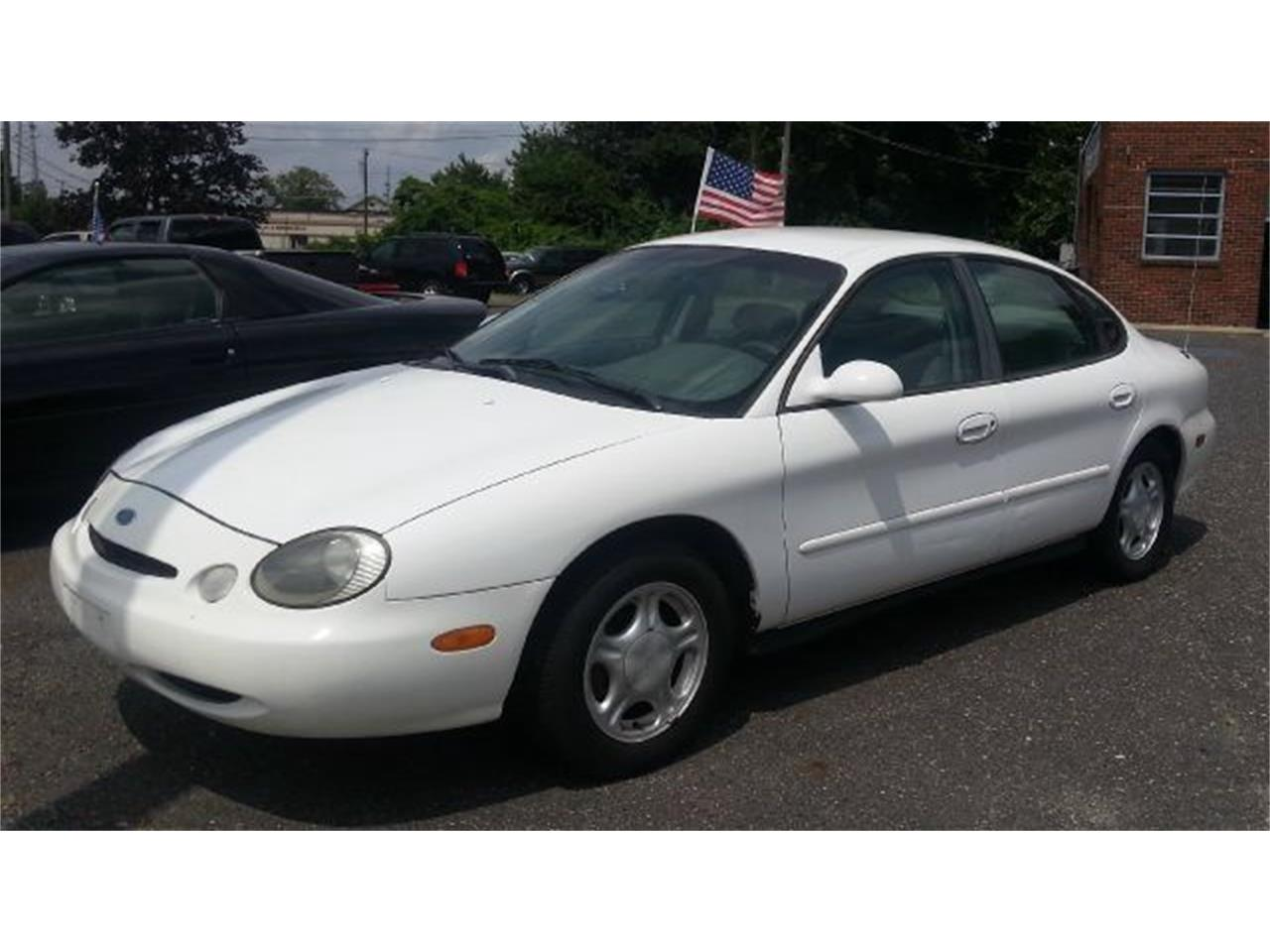 Picture of '96 Taurus - OCER