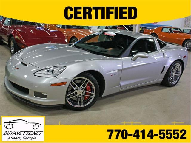 Picture of '07 Chevrolet Corvette located in Georgia Offered by  - O8D3