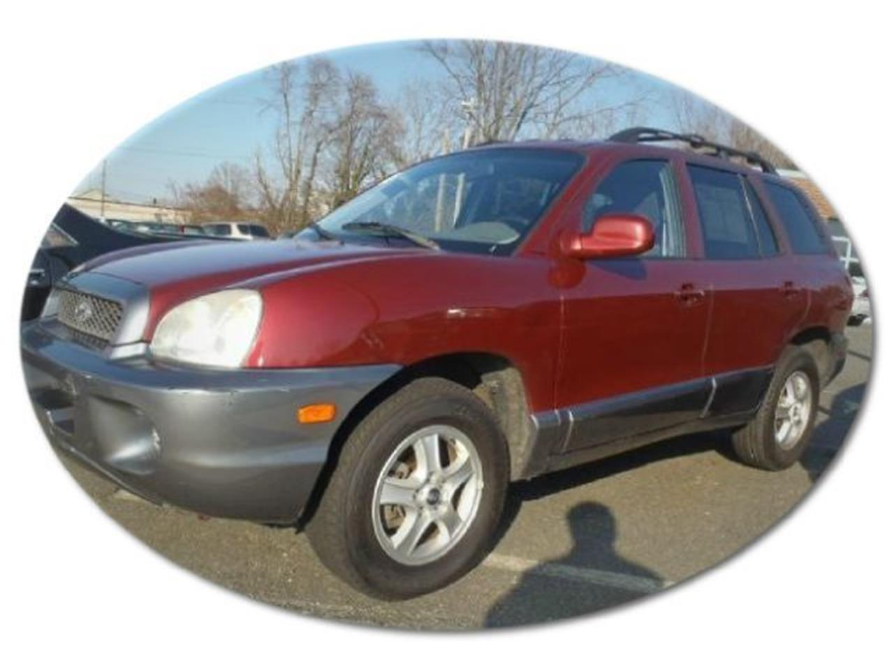 Large Picture of '04 Hyundai Santa Fe - $5,950.00 Offered by Black Tie Classics - OCEY