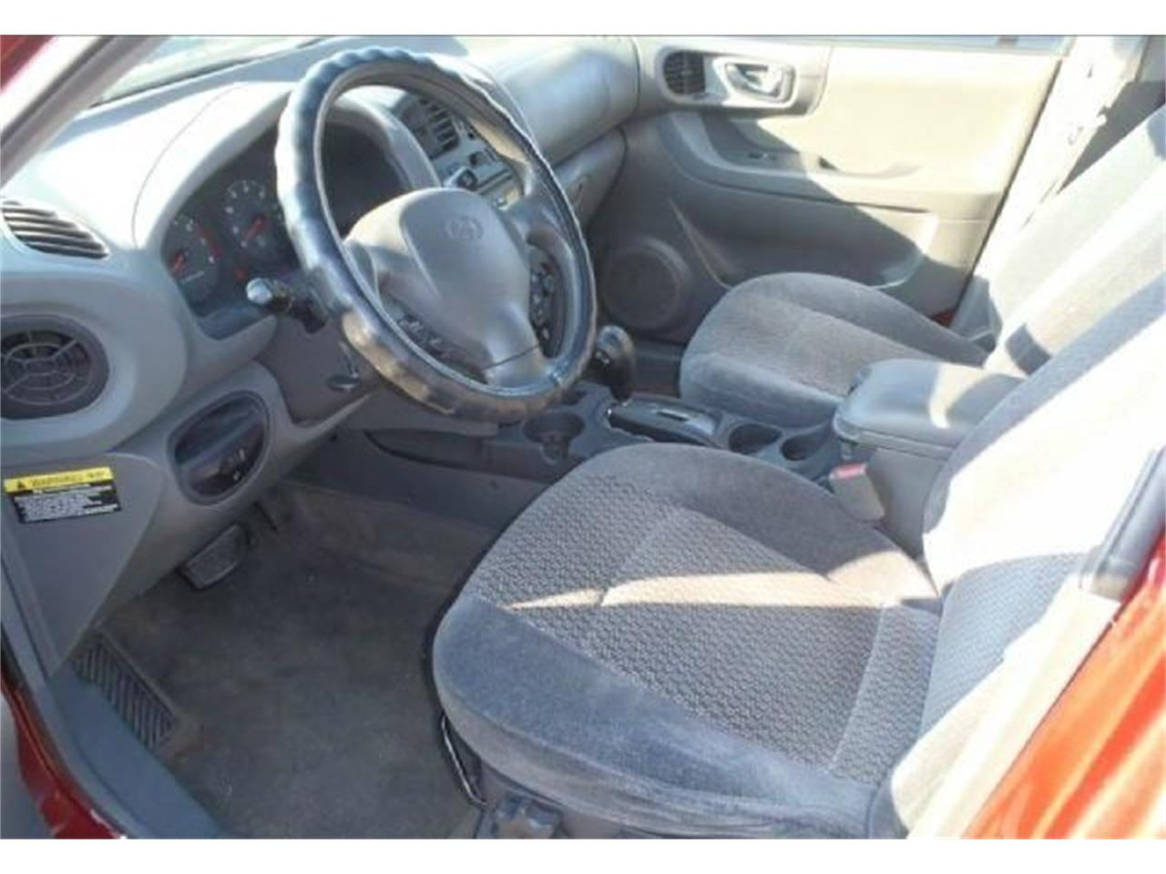 Large Picture of '04 Hyundai Santa Fe located in Stratford New Jersey Offered by Black Tie Classics - OCEY