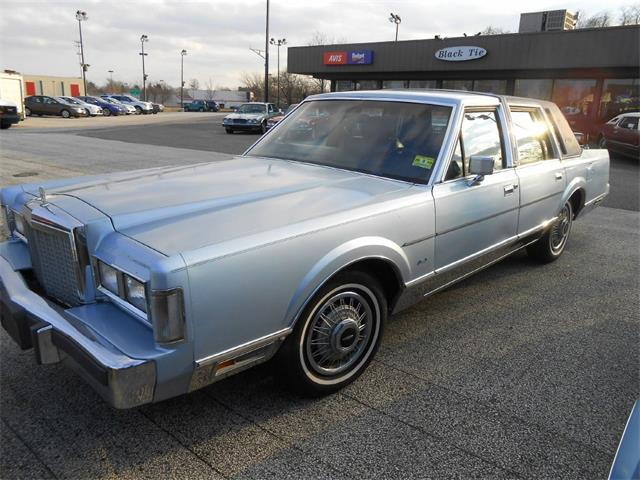 Classic Lincoln Town Car For Sale On Classiccars Com Pg 3