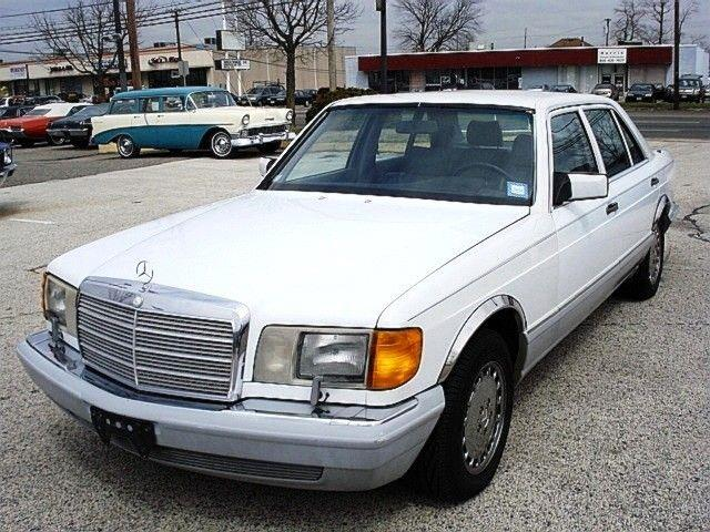 Picture of '89 S-Class - OCFE