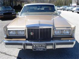 Picture of '86 Continental - OCFJ
