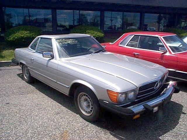 Picture of '77 SL-Class Offered by  - OCFL