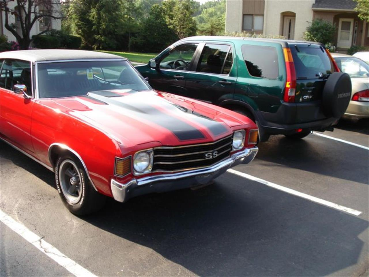 Large Picture of '72 Chevelle - OCG0