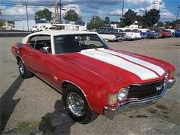 Picture of '72 Chevelle SS - OCG2