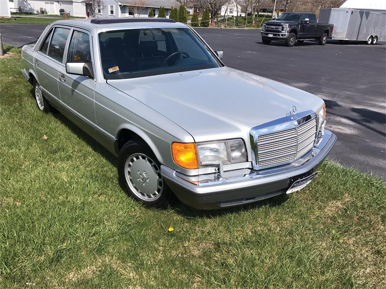 Picture of '86 420SEL - OCGN