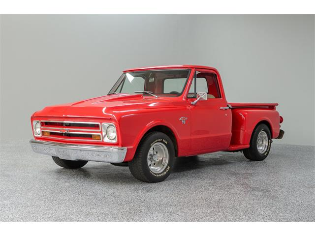 Picture of '67 C10 - O8DB
