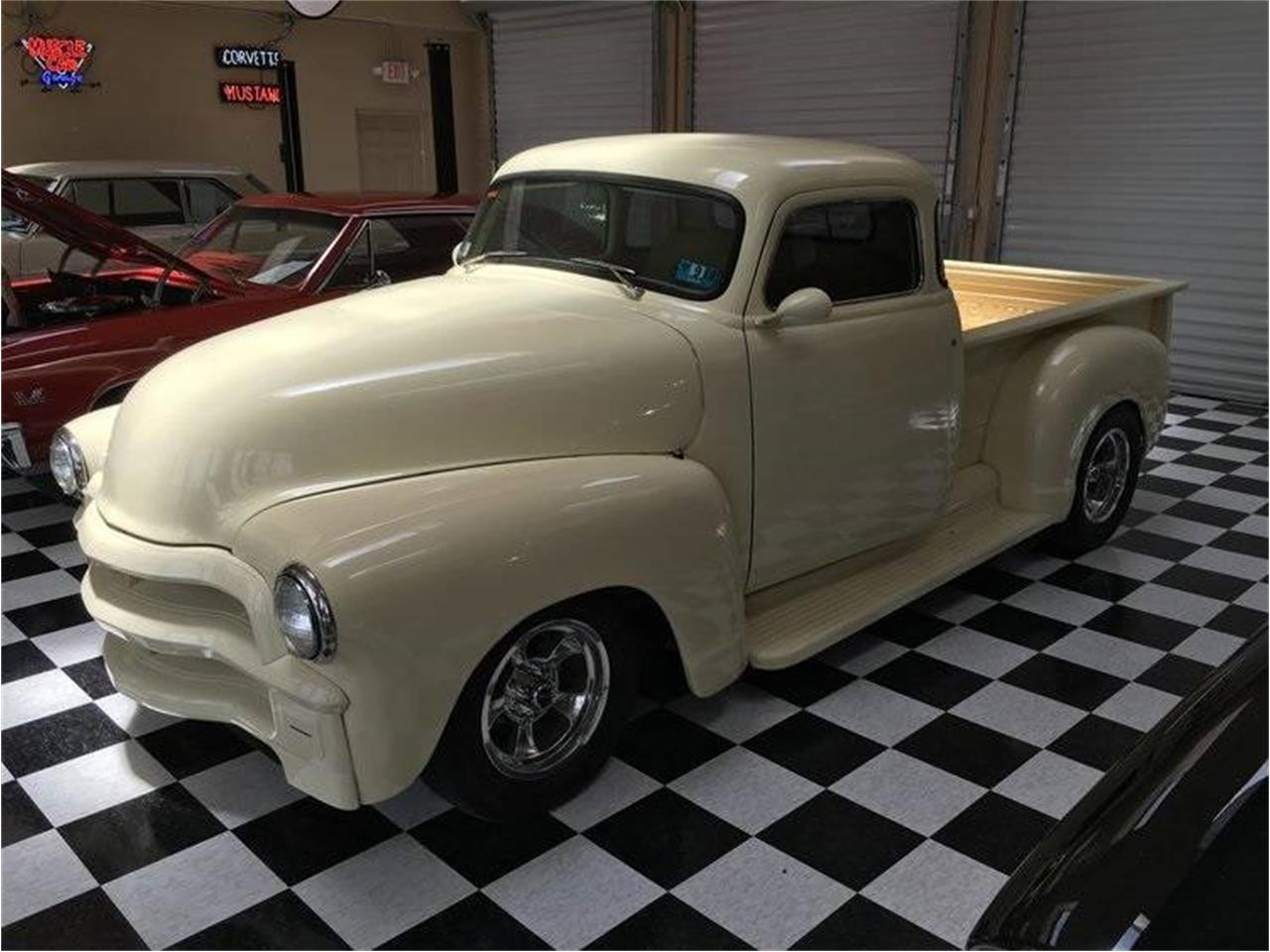 Picture of '54 Custom - OCHB