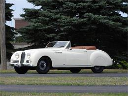 Picture of 1950 Talbot-Lago Roadster located in Auburn Hills Michigan Auction Vehicle - OCHL