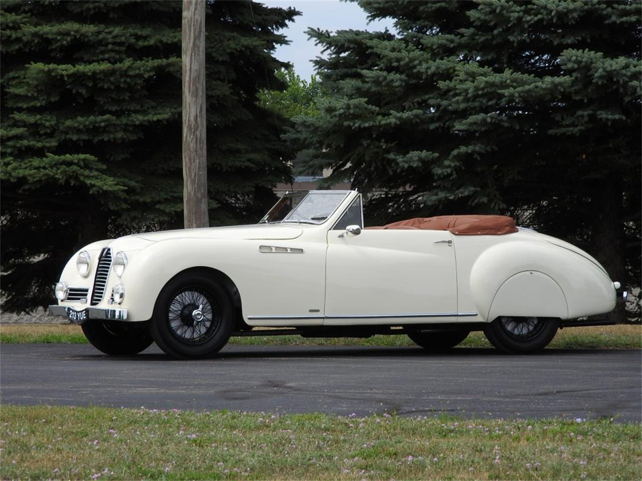 Large Picture of Classic '50 Talbot-Lago Roadster Offered by Nostalgic Motoring Ltd. - OCHL