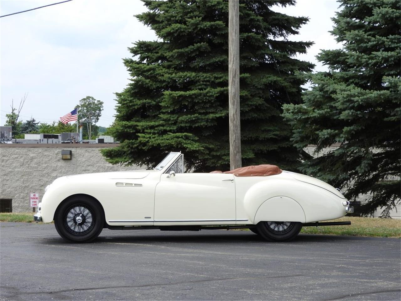 Large Picture of Classic 1950 Roadster located in Auburn Hills Michigan - OCHL